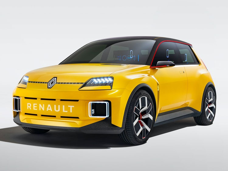 Renault 5 electrico
