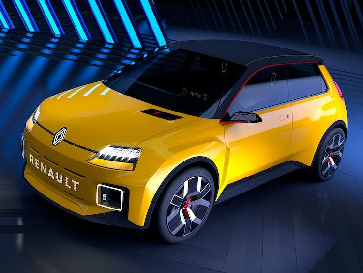 Renault 5 electrico autonomia