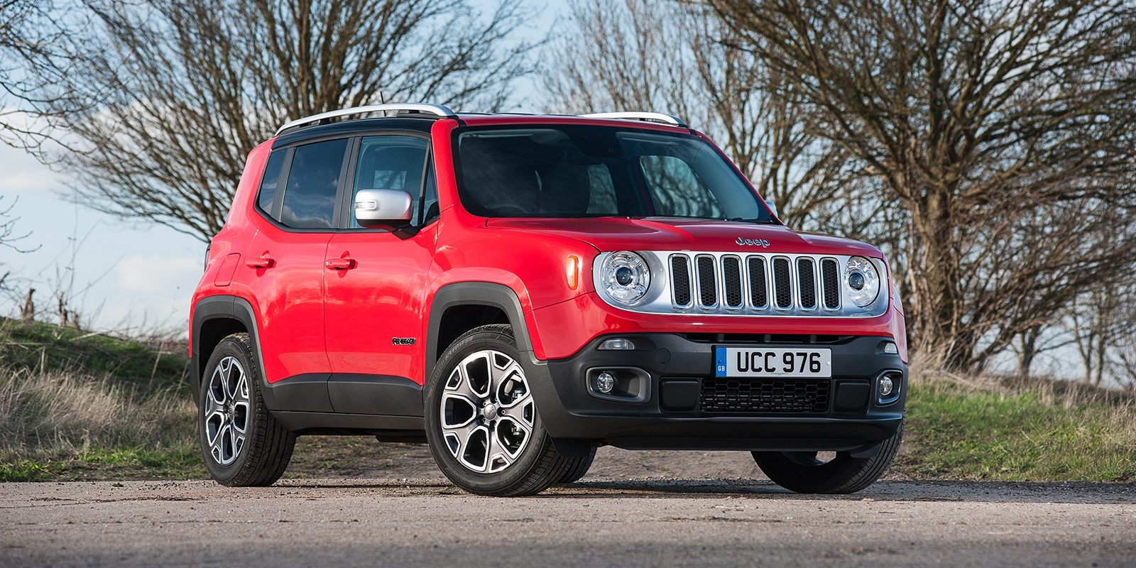 Jeep Renegade Colors >> Jeep Renegade Colours Guide And Prices Carwow