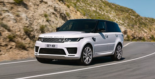 1. Range Rover Sport