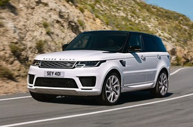 New Land Rover Range Rover Sport Review Carwow