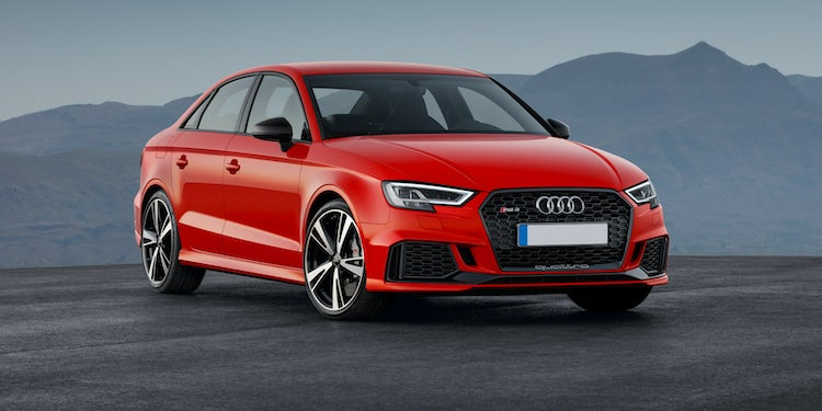 Audi Rs3 Saloon Price Specs And Release Date Carwow