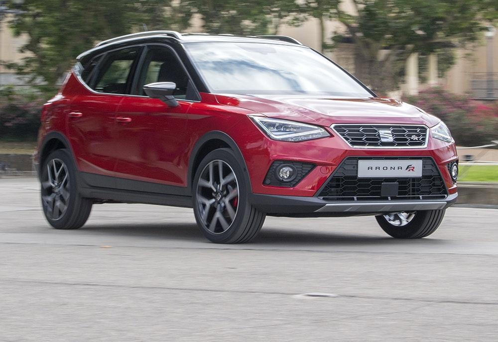 Seat Arona 2017 >> SEAT Arona Review | carwow