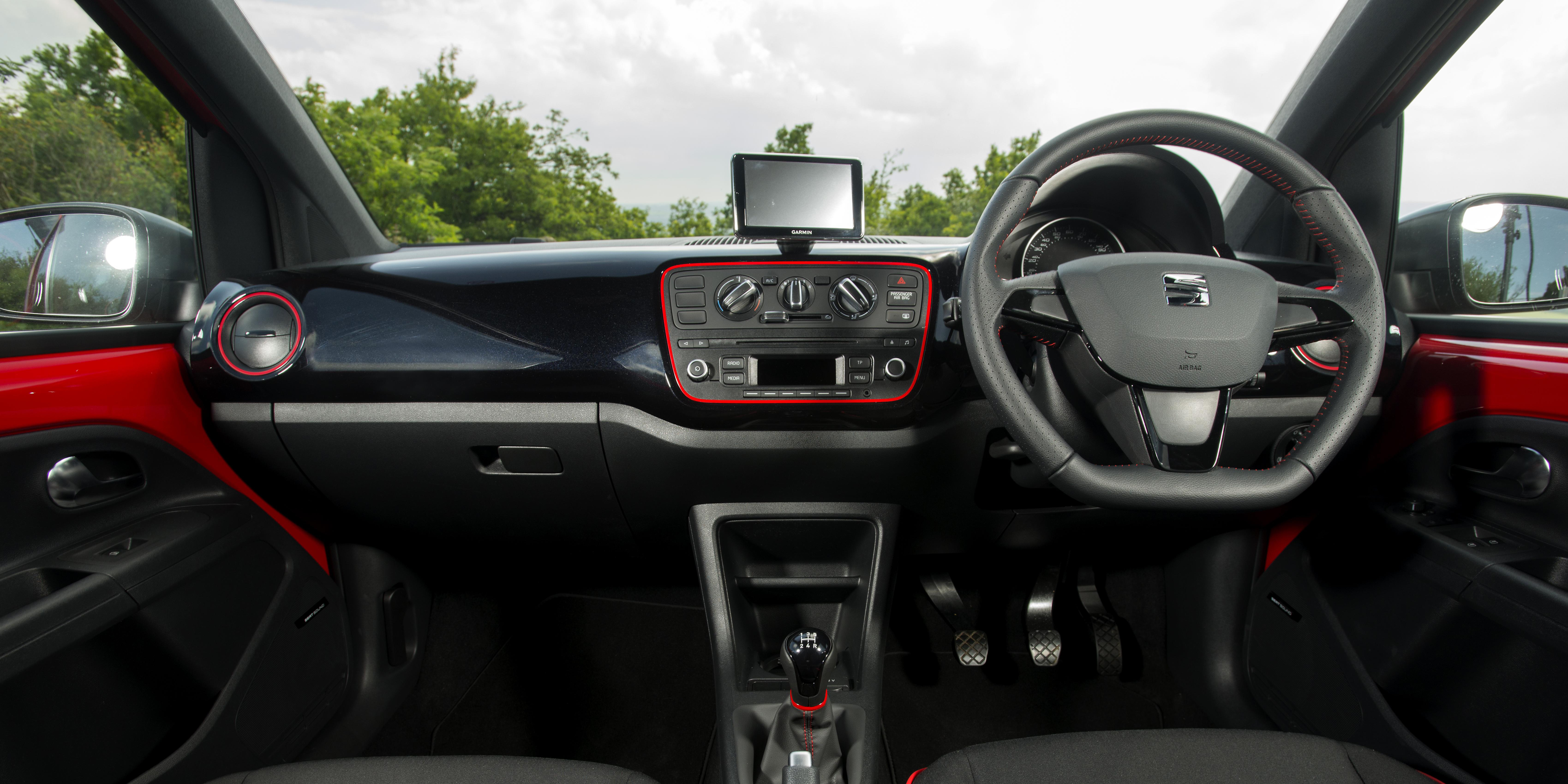 Land Rover Models >> SEAT Mii Interior & Infotainment | carwow