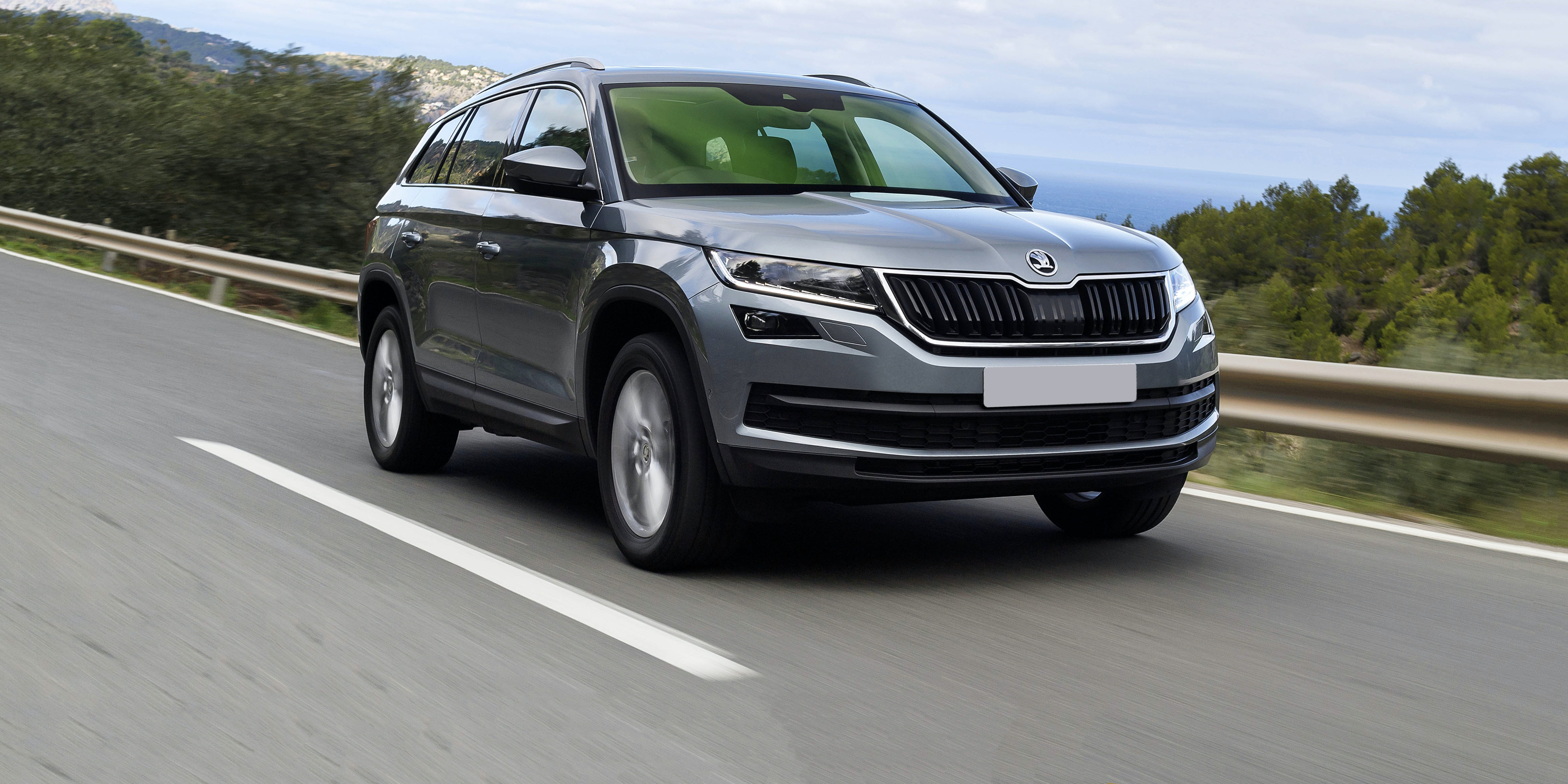 New Skoda Kodiaq Review Carwow