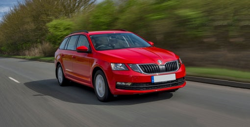 5. Skoda Octavia Estate