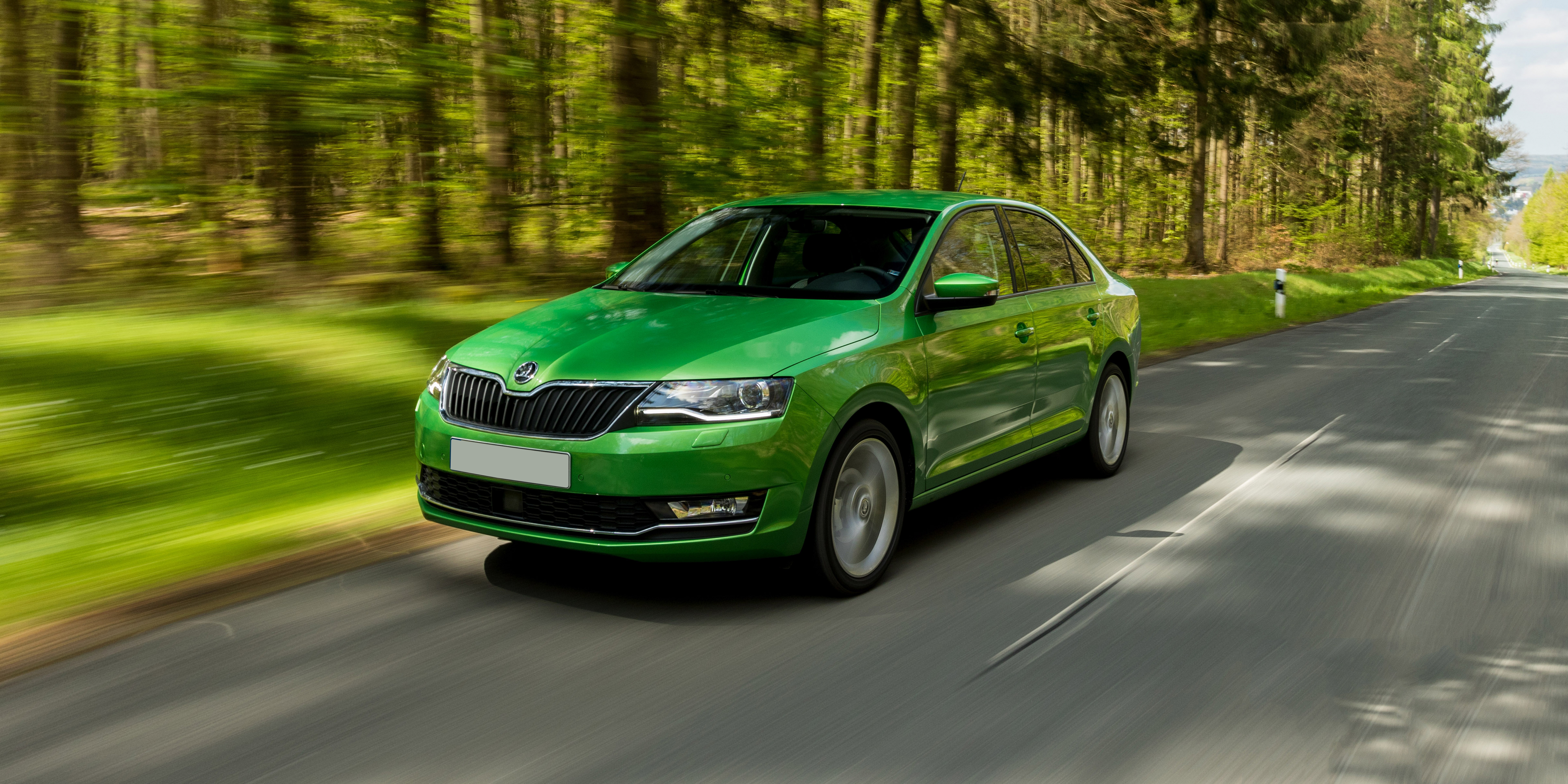 New Skoda Rapid Review | carwow