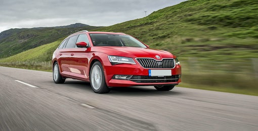 2. Skoda Superb Estate