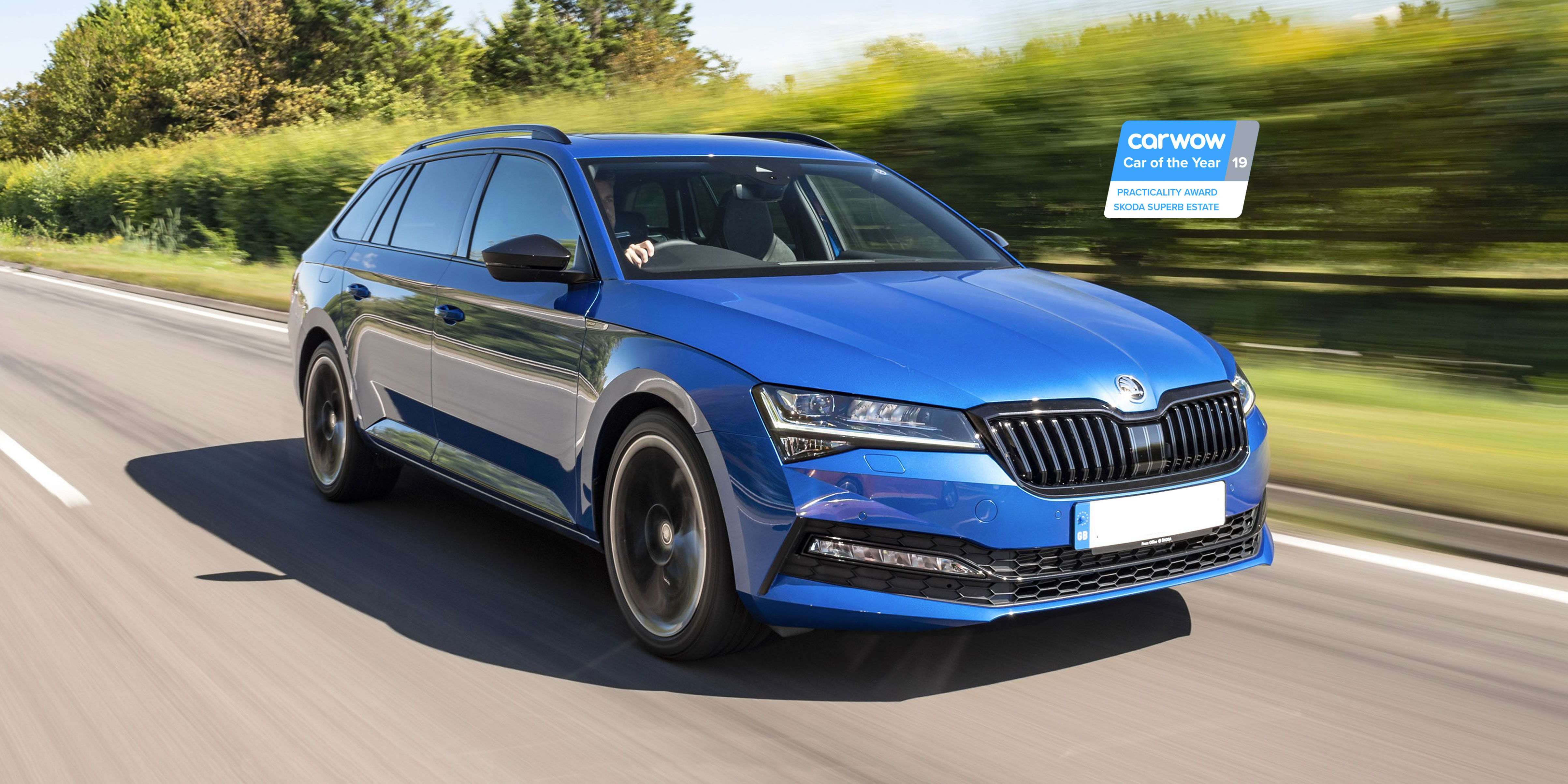 Skoda Superb Estate Specifications Prices Carwow