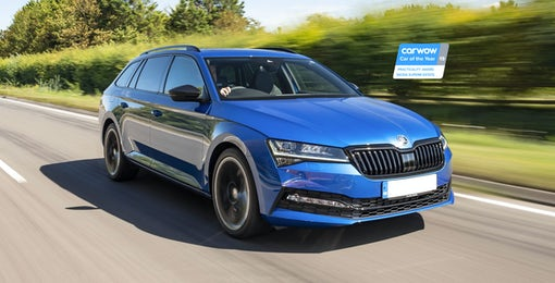 1. Skoda Superb Estate