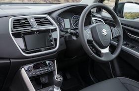 New Suzuki SX4 S-Cross Review   carwow