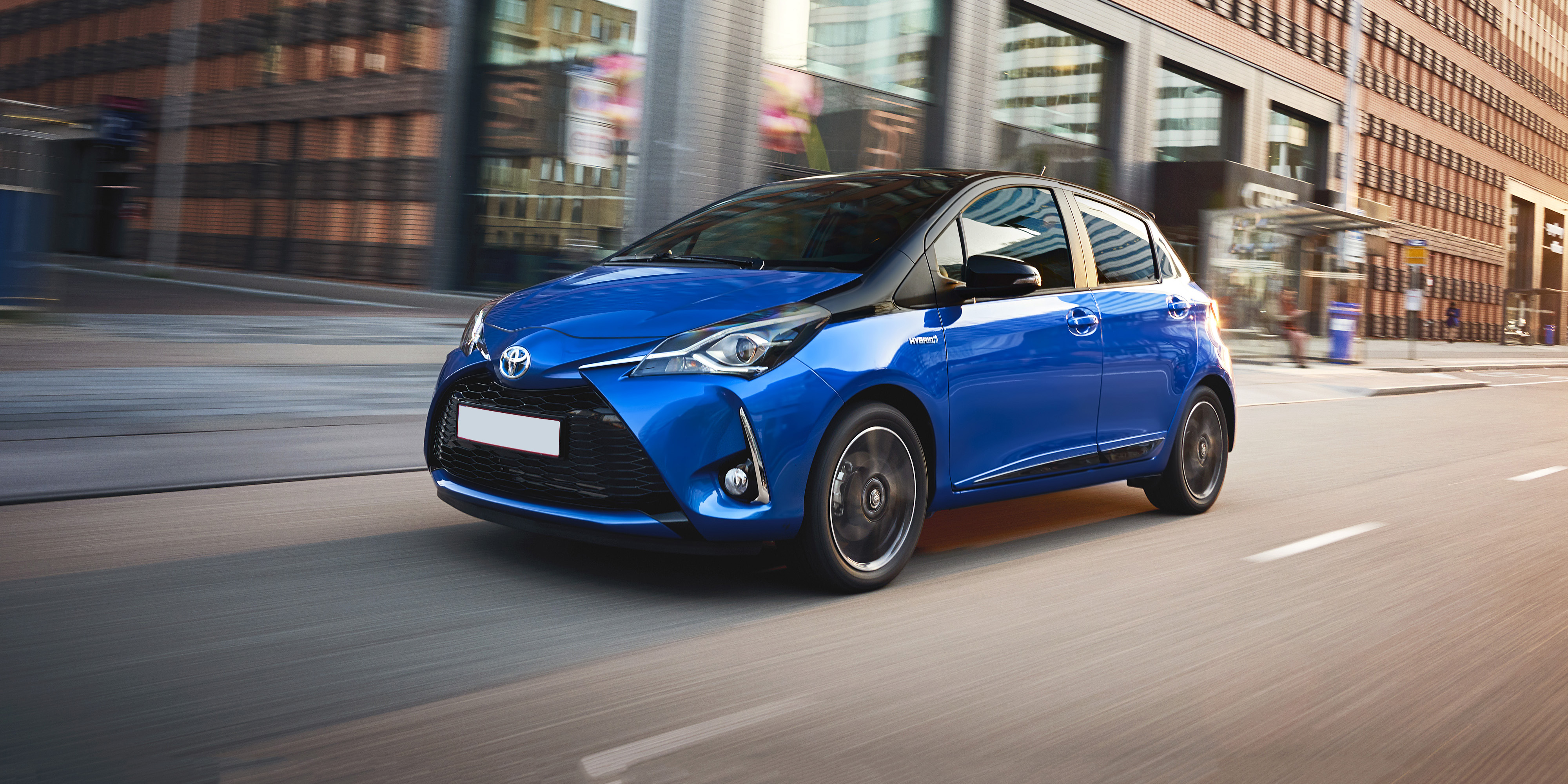 New Toyota Yaris Review | carwow
