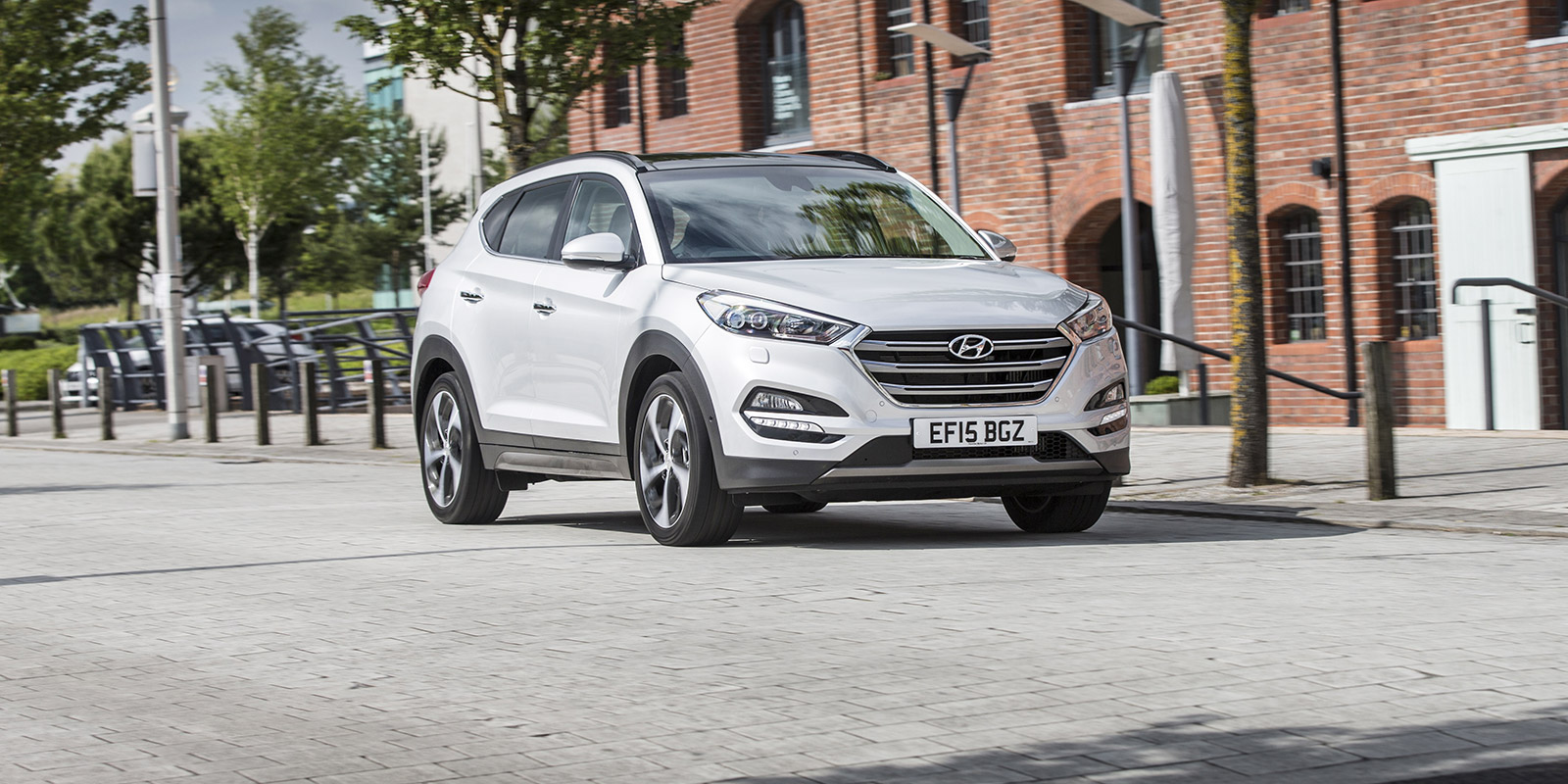 Tucson Dimensions 2017 >> Hyundai Tucson Sizes And Dimensions Guide Carwow