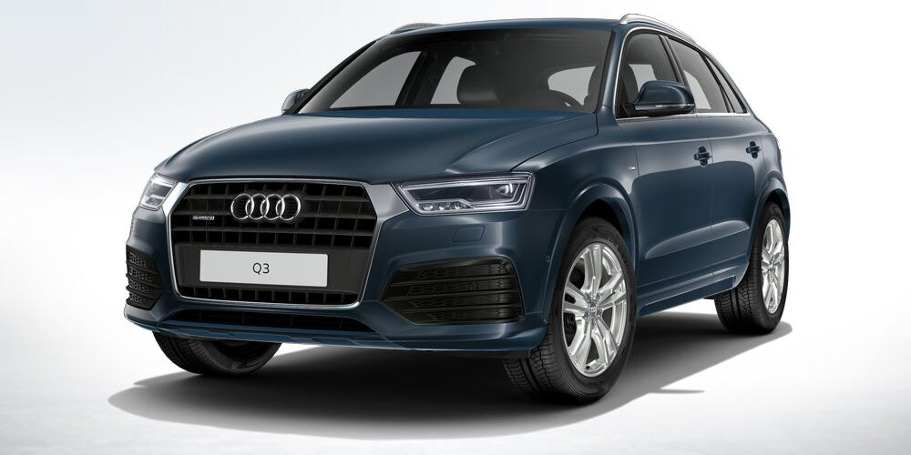 Audi Q3 Colors >> Audi Q3 Colours Guide And Prices Carwow