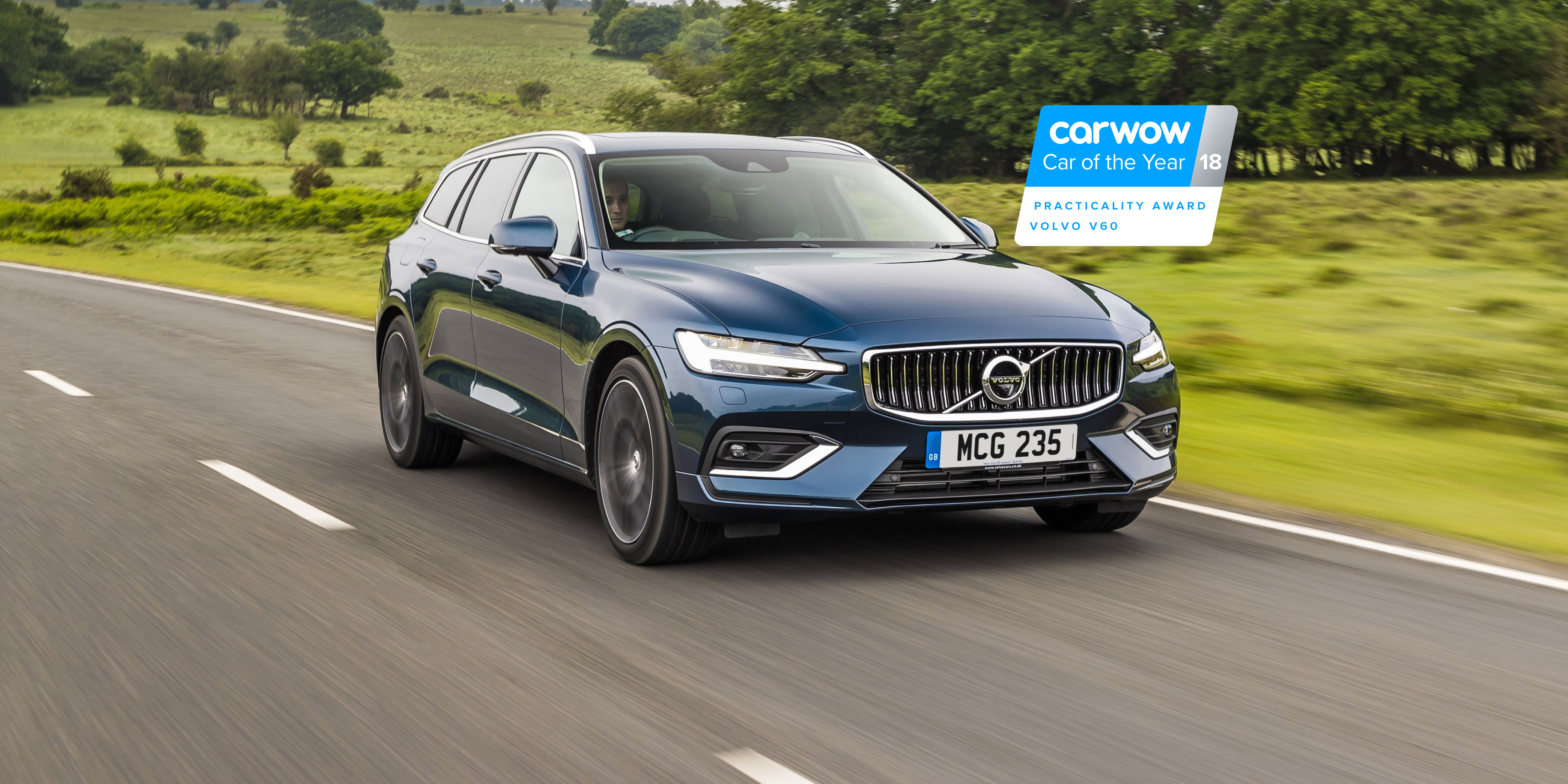 New Volvo V60 Review Carwow