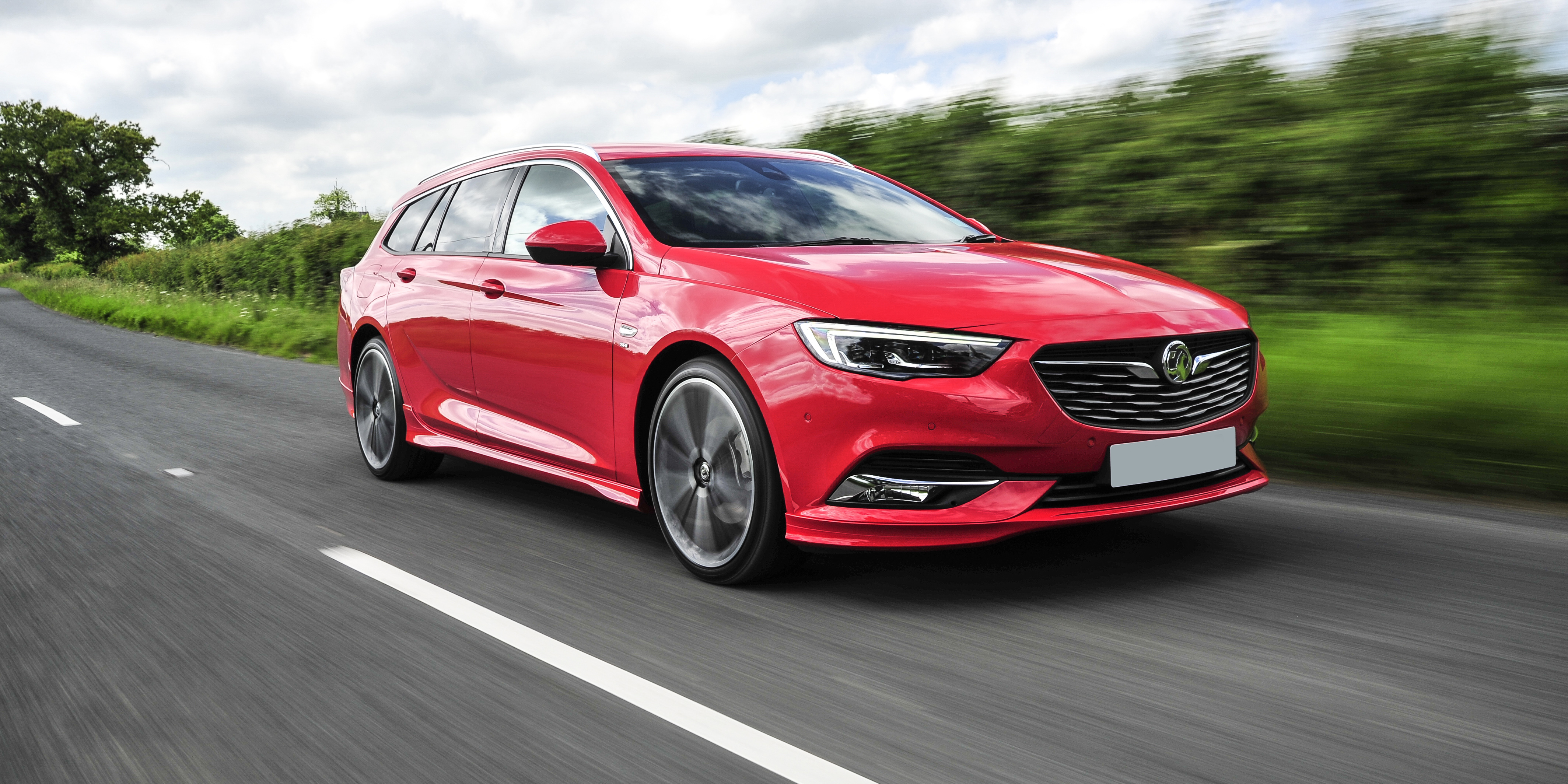 Vauxhall Insignia Sports Tourer Review 2021 Carwow