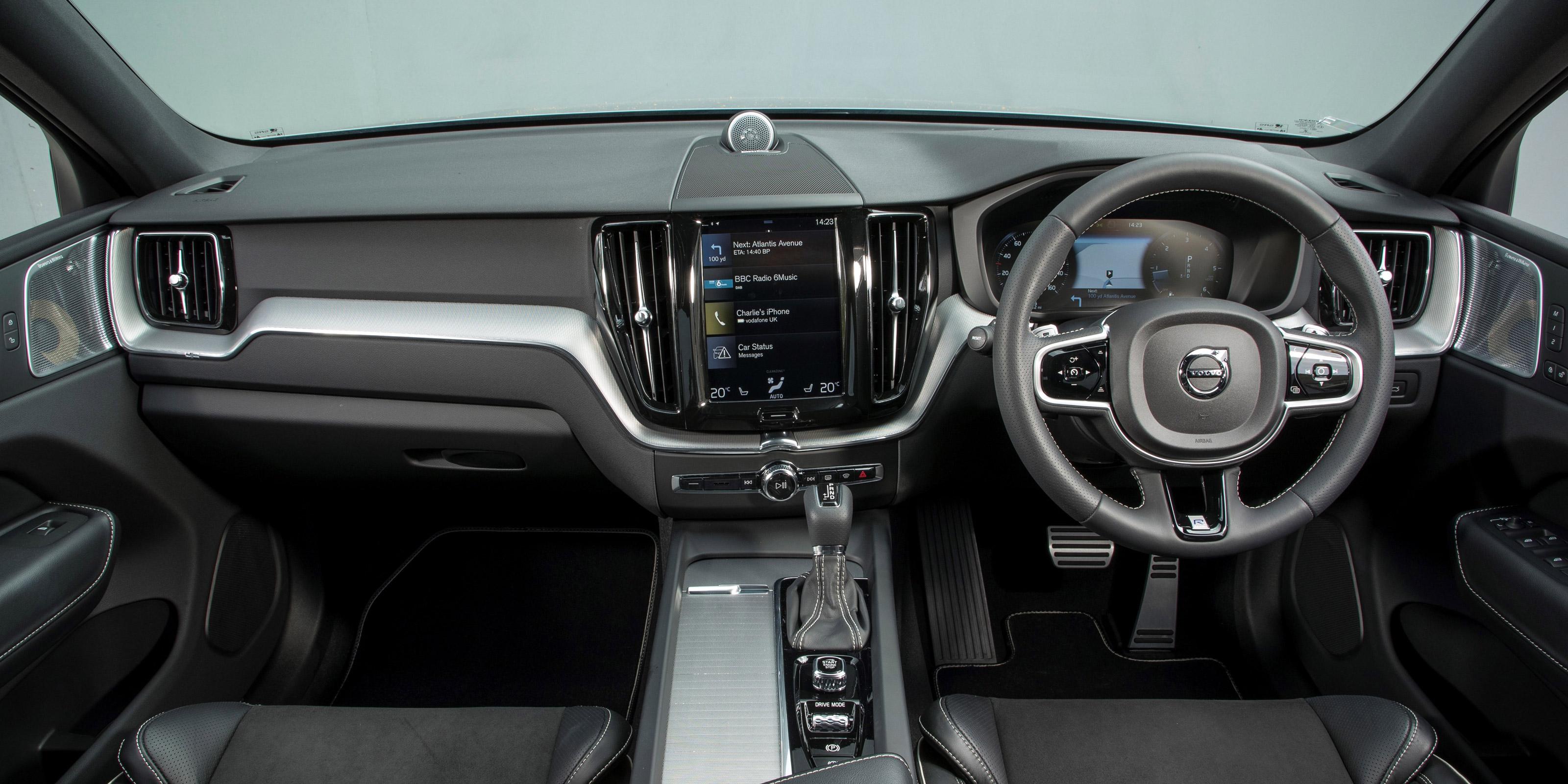 Volvo Xc90 Momentum >> Volvo XC60 Interior & Infotainment   carwow