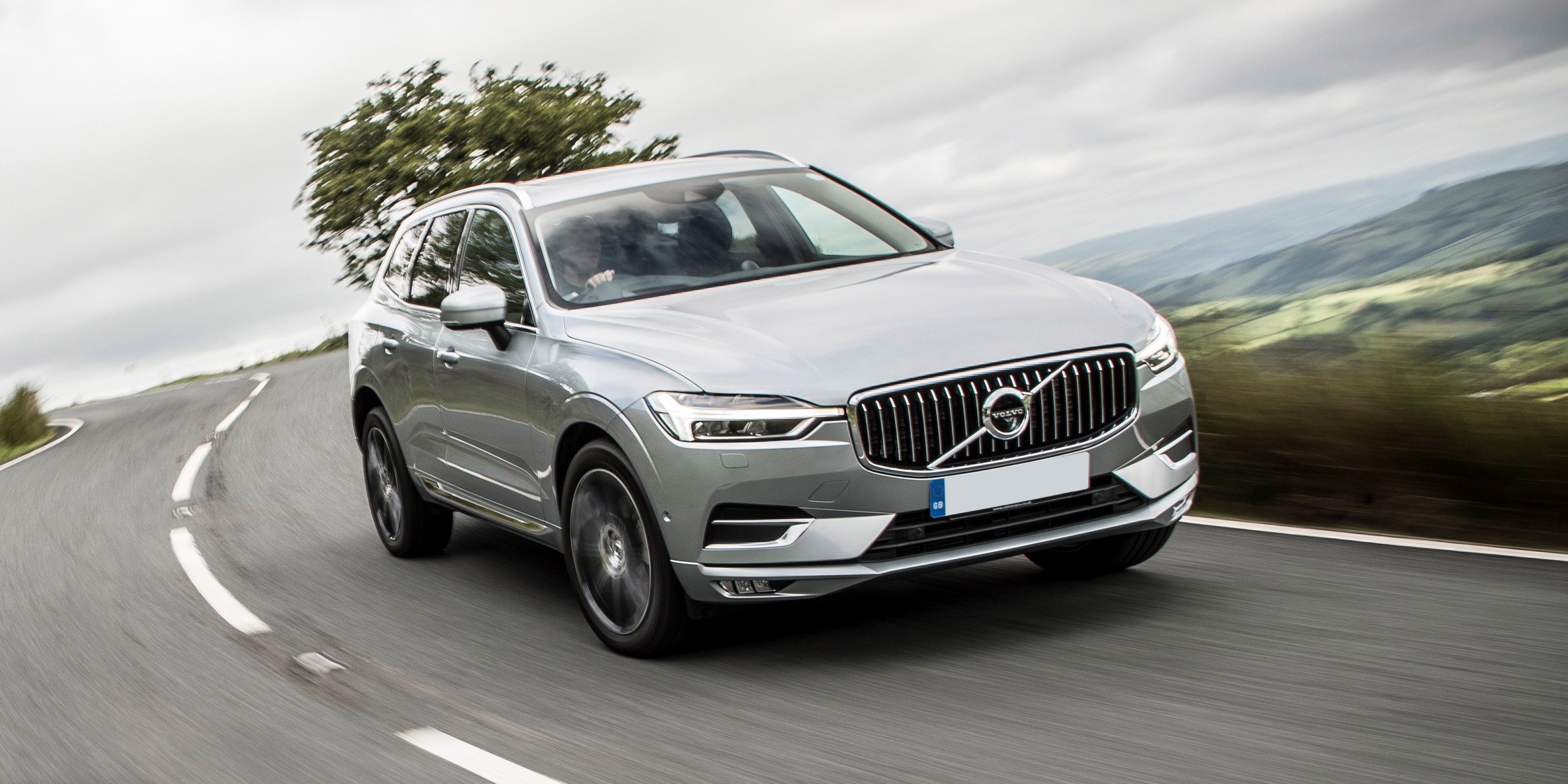 2018 volvo xc60 spy shots. fit the £2,000 air suspension and xc60 is incredibly comfy over bumps 2018 volvo xc60 spy shots