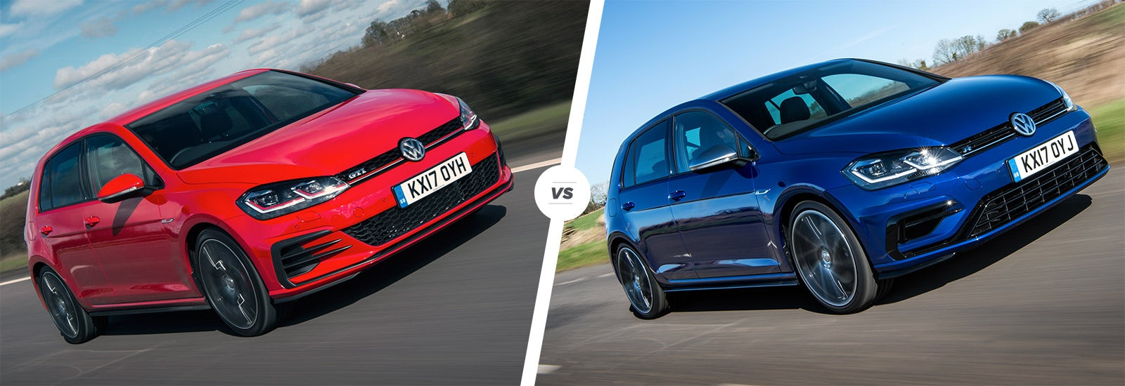 Vw Golf Gti Vs R Styling