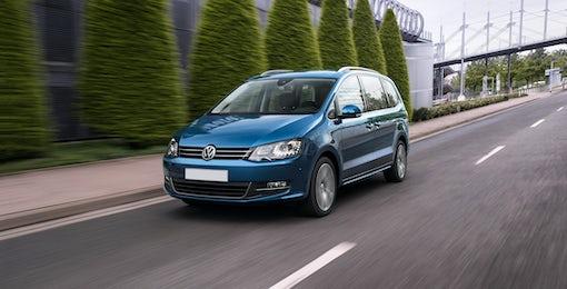 3. Volkswagen Sharan