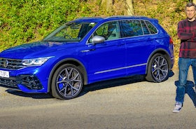 Volkswagen Tiguan R Review 2021 | carwow