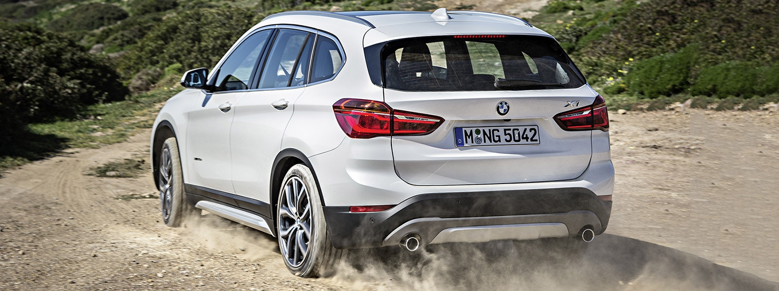 bmw x1 sizes and dimensions guide | carwow