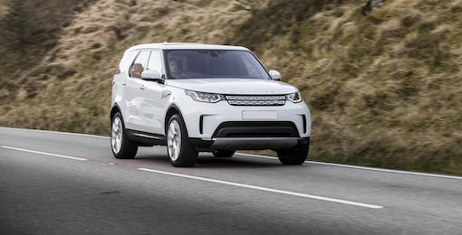 1. Land Rover Discovery