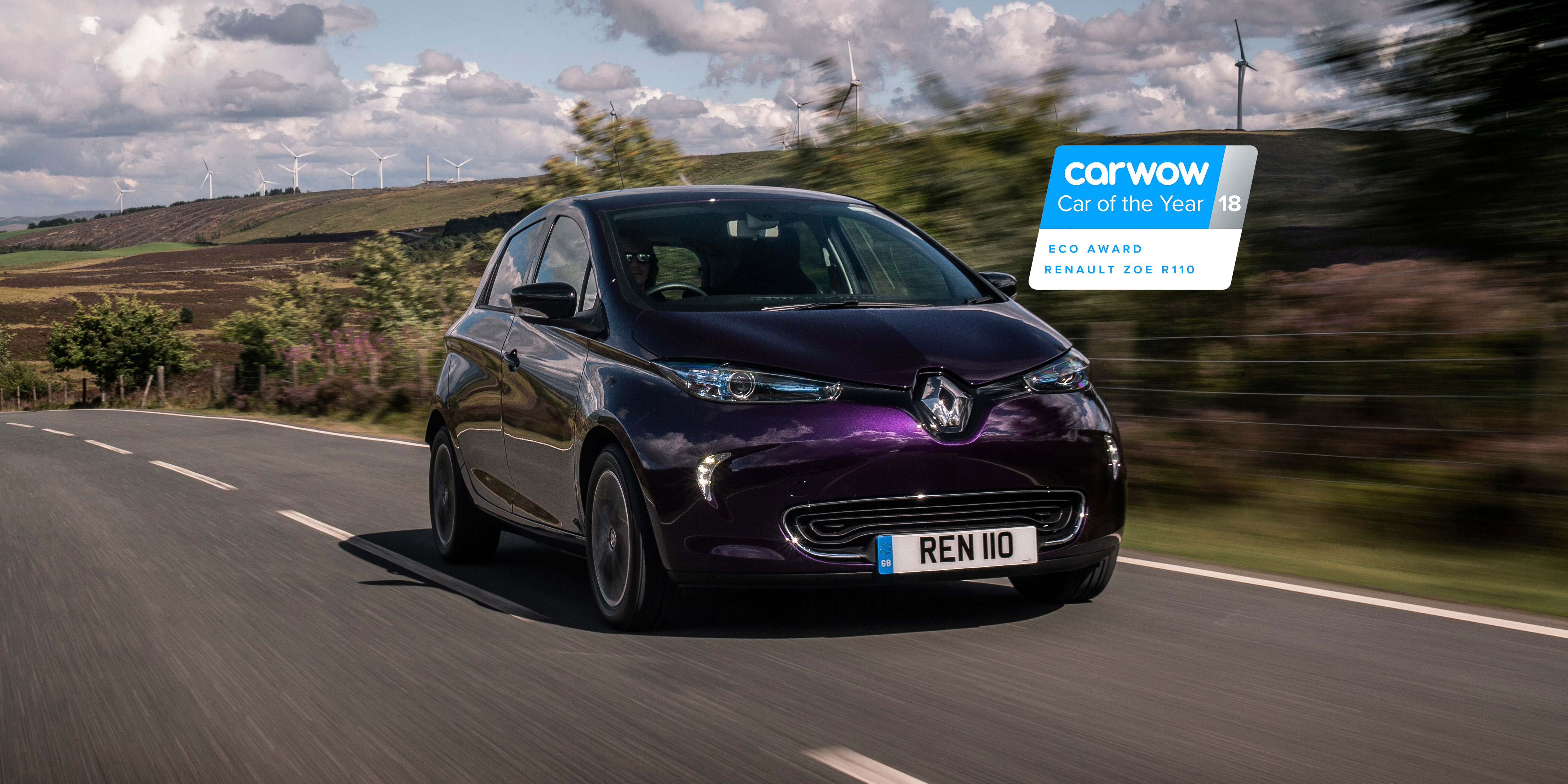 New Renault Zoe Review | carwow